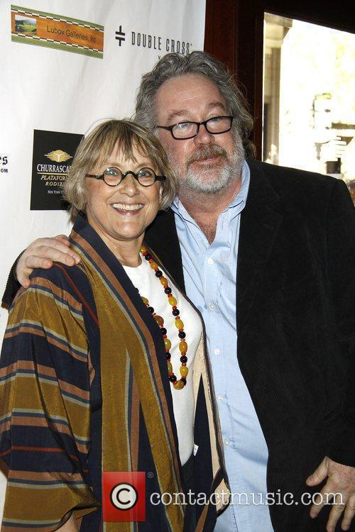 Mary Beth Hurt and Tom Hulce