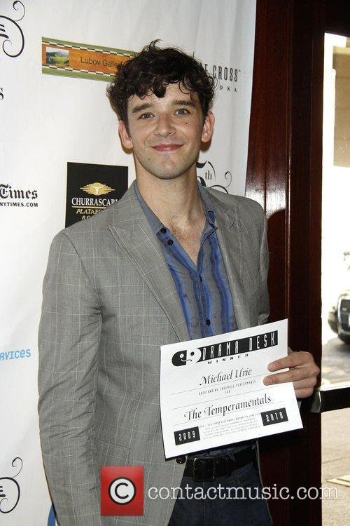 Michael Urie  The Official 2010 Drama Desk...