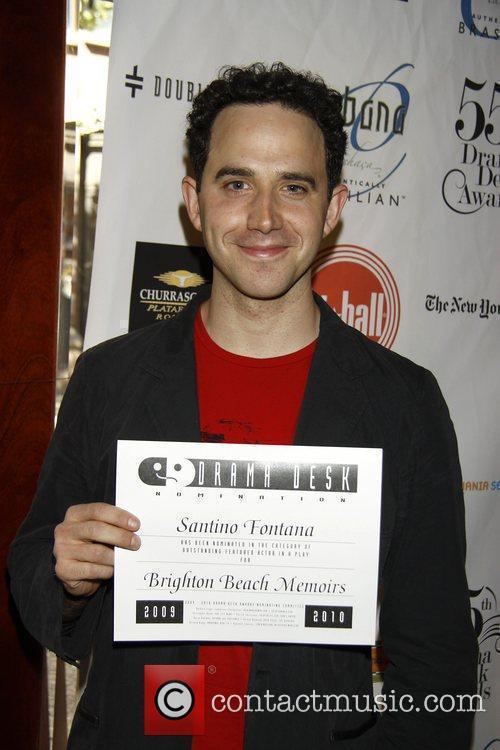 Santino Fontana  The Official 2010 Drama Desk...