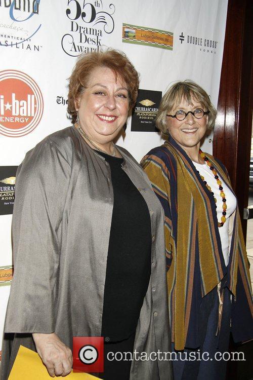 Jayne Houdyshell and Mary Beth Hurt  The...