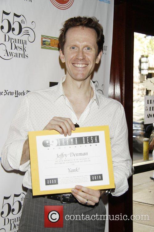 Jeffry Denman  The Official 2010 Drama Desk...