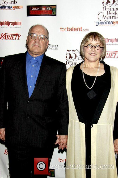 Paul Schrader and Mary Beth Hurt