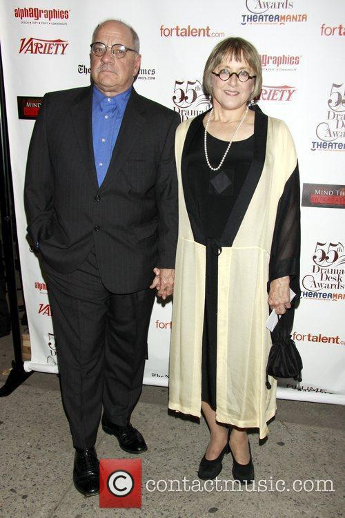 Paul Schrader and Mary Beth Hurt 2