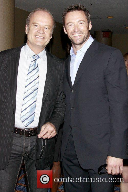 Kelsey Grammer and Hugh Jackman 1