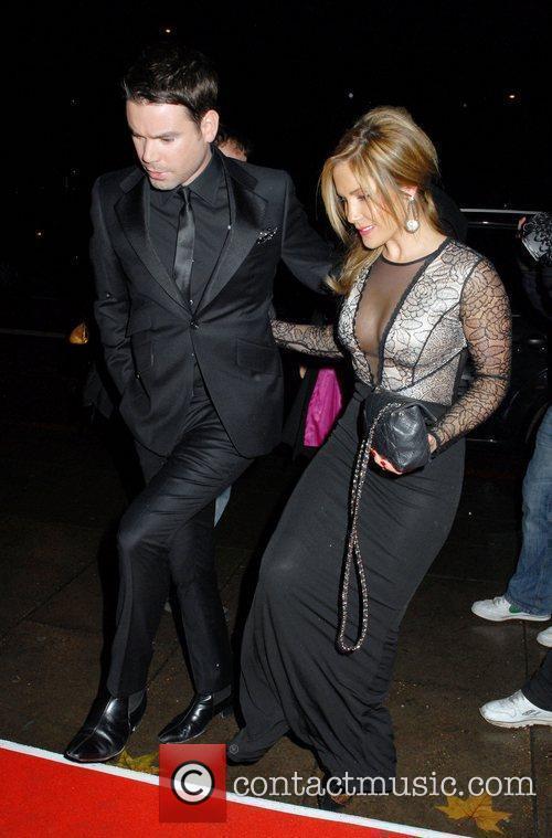 Dave Berry and Heidi Range Drapers Awards 2010...