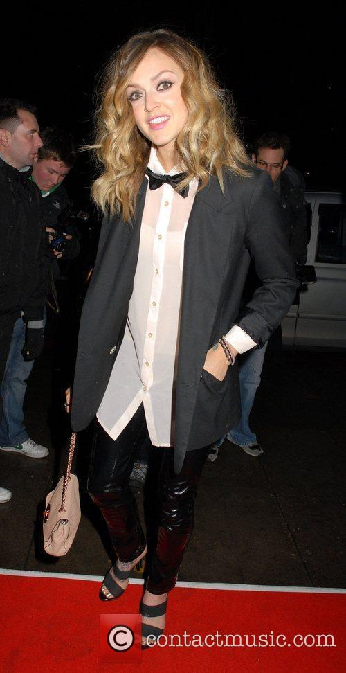 Fearne Cotton Drapers Awards 2010 at Grosvenor House...