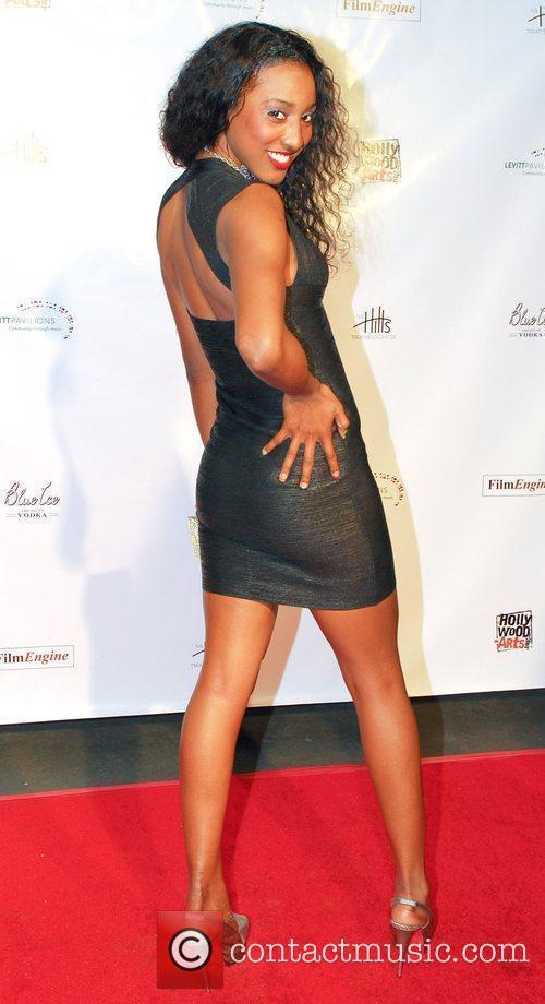 Candice Wiggins,  The Hollywood Art Foundation Dream...
