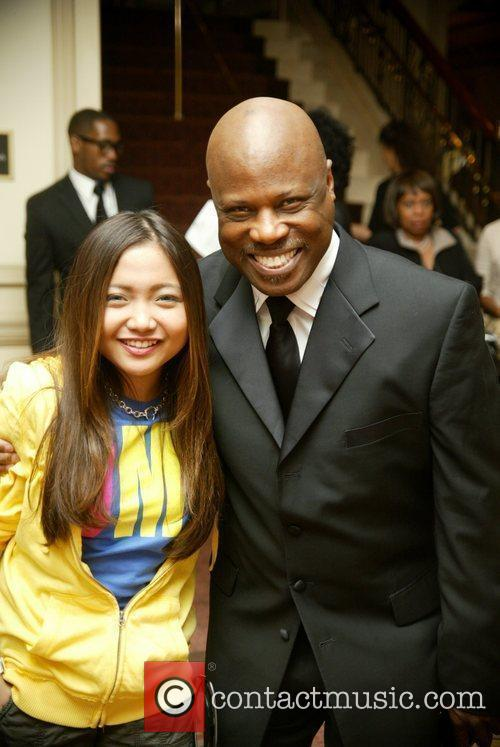 Charice and Pastor Wintley Phipps 10