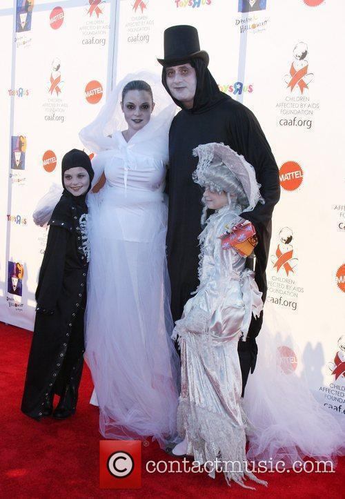 Eva LaRue and Family 17th Annual Dream Halloween...