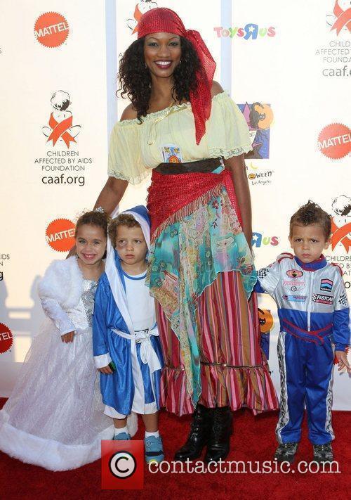 Garcelle Beauvais and children 17th Annual Dream Halloween...