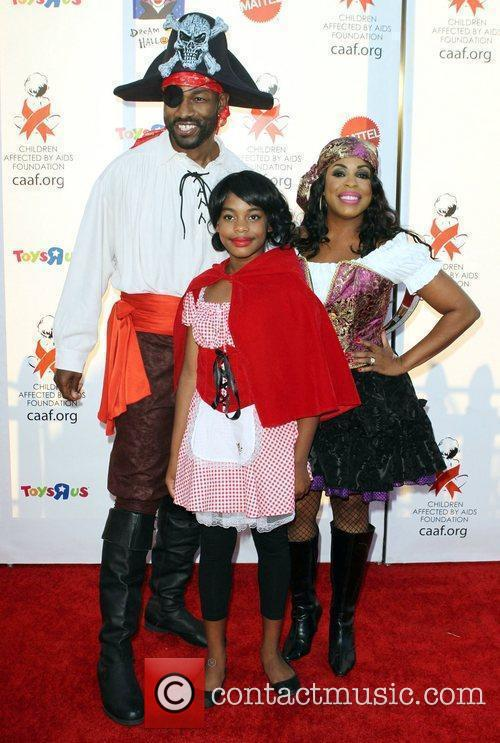 Niecy Nash and family 17th Annual Dream Halloween...