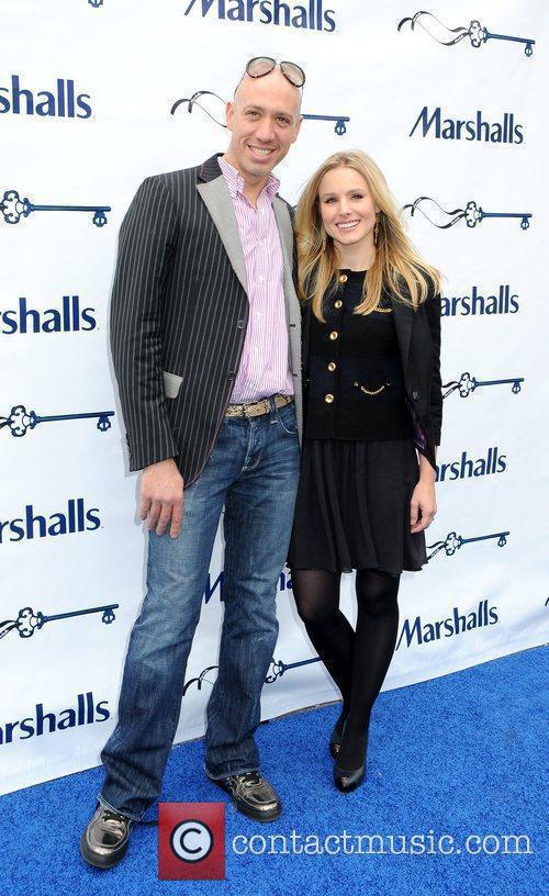 Kristen Bell and Robert Verdi 8