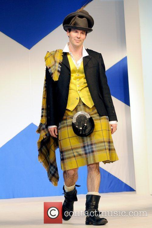 2010 'Dressed To Kilt' Charity Fashion Show at...