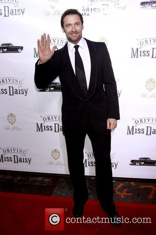 Hugh Jackman and Driving Miss Daisy 1