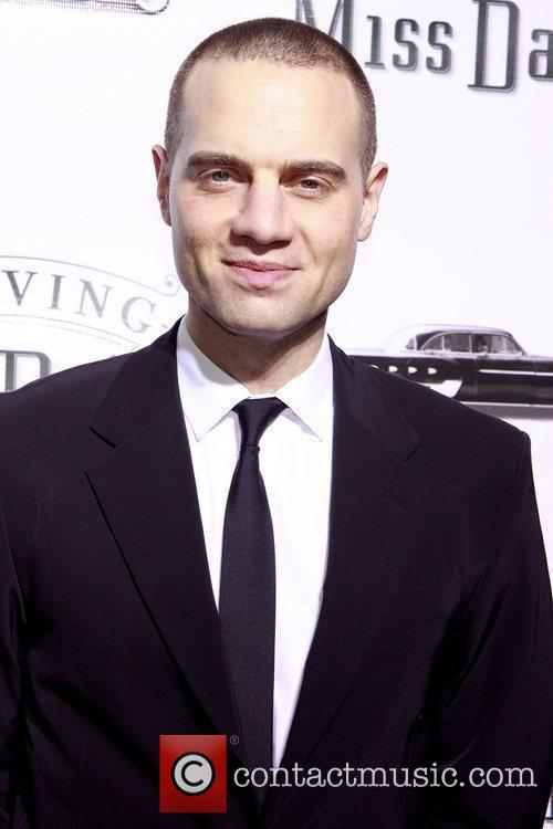 Jordan Roth Opening night of the Broadway production...