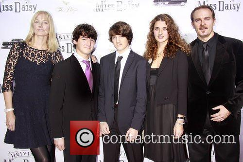 Joely Richardson, Guests and Carlo Nero Opening night...