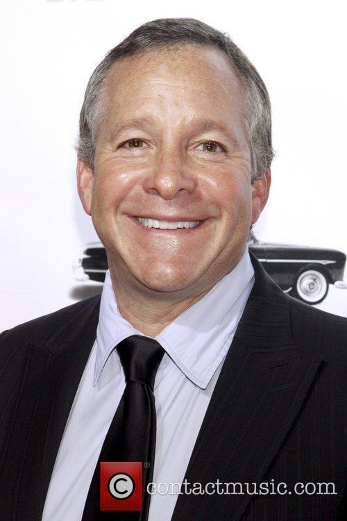 Steve Guttenberg Opening night of the Broadway production...