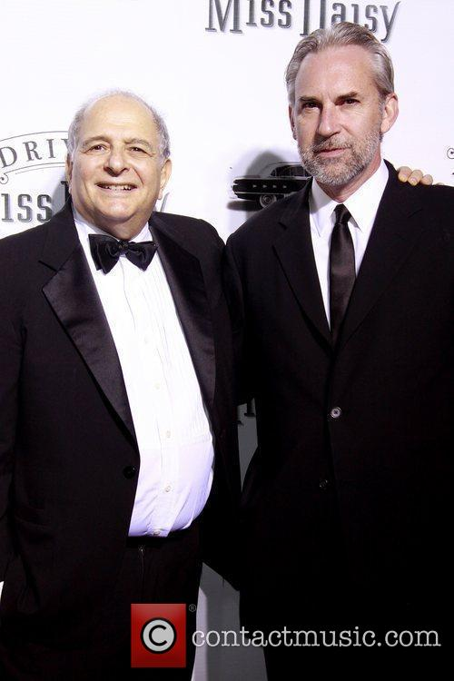 Alfred Uhry and Director David Esbjornson Opening night...