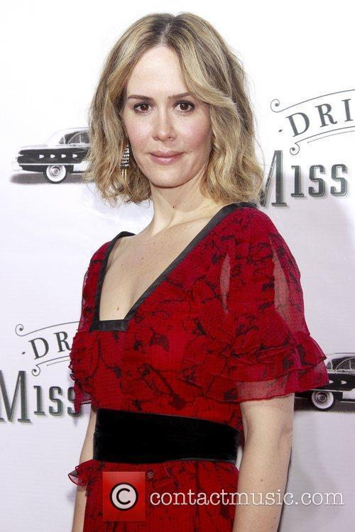 Sarah Paulson and Driving Miss Daisy 3