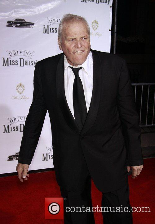 Brian Dennehy Opening night after party for the...
