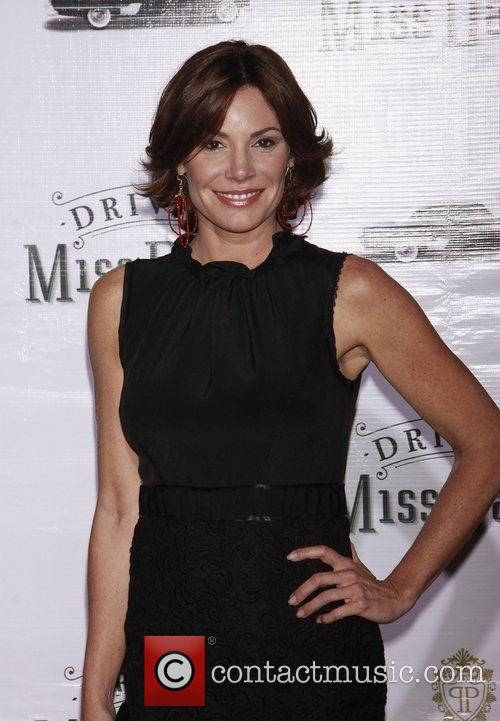 Countess LuAnn de Lesseps Opening night after party...