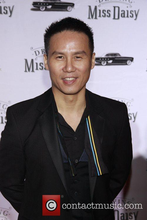 B.D. Wong Opening night after party for the...