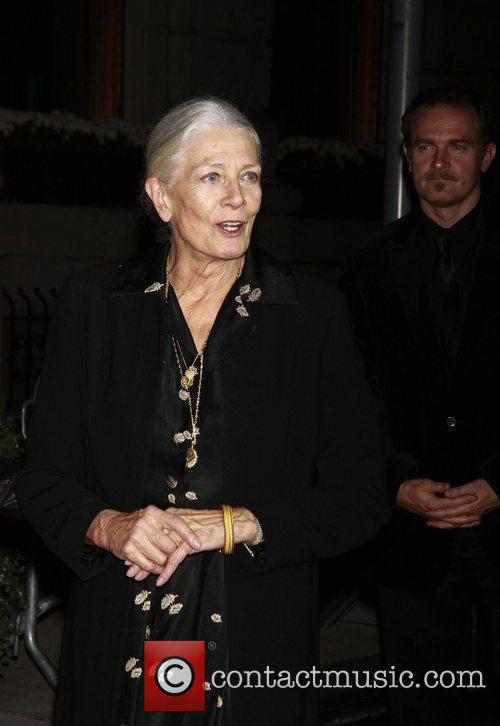 Vanessa Redgrave and Driving Miss Daisy 2