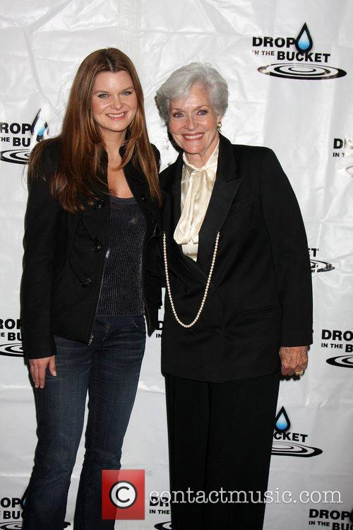 Heather Tom and Lee Meriwether  The Drop...
