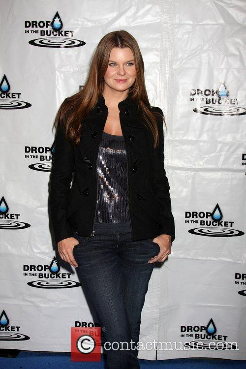 Heather Tom The Drop in the Bucket 'Cause...