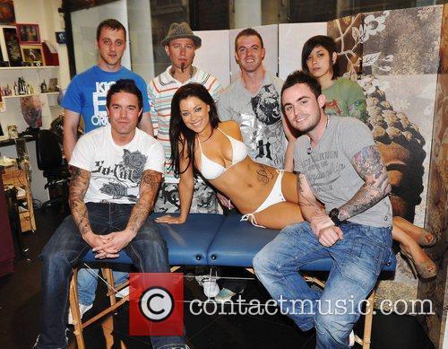 Dublin Ink Crew: (B) Dave Murphy, Chris Gherman,...
