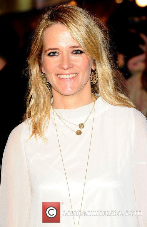 Edith Bowman,  UK premiere of 'Due Date'...