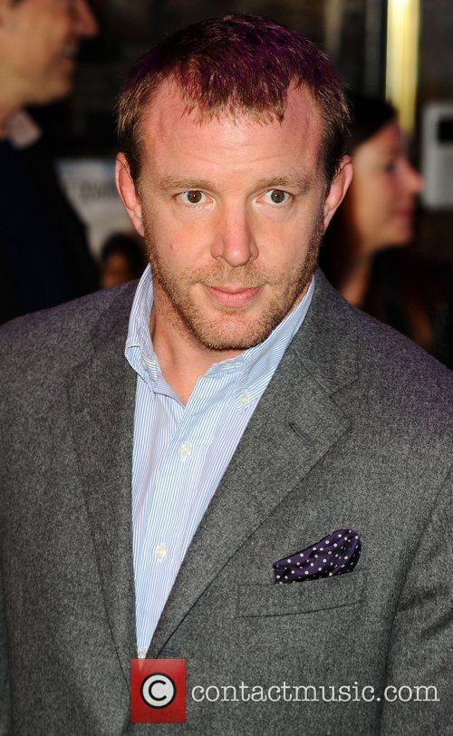 Guy Ritchie,  UK premiere of 'Due Date'...