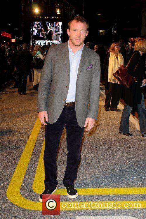 Guy Ritchie 'Due Date' UK Film Premiere at...