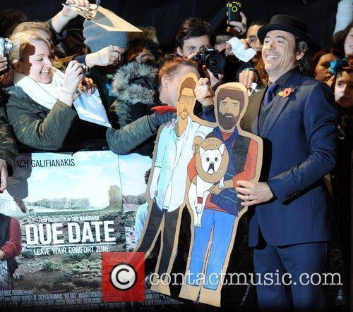 Robert Downey Jr and Zach Galifianakis 5