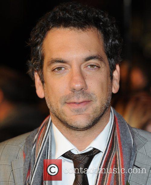 Todd Phillips UK film premiere of 'Due Date'...
