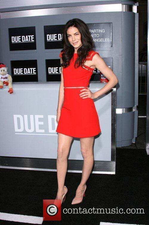 Los Angeles Premiere of 'Due Date' held at...