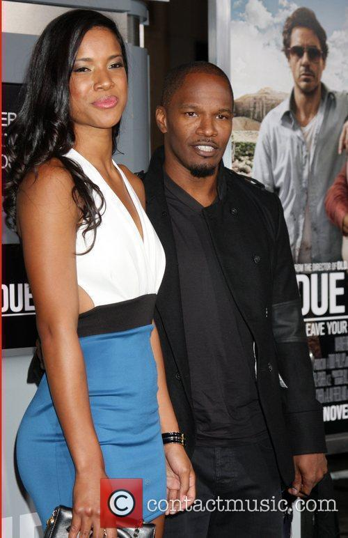 Jamie Foxx and Juliette Lewis 4