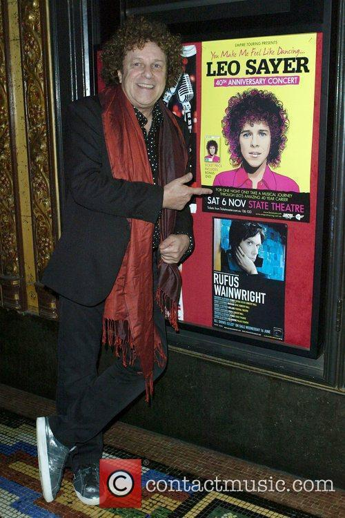 Leo Sayer  The 'Dueting For The Kids'...