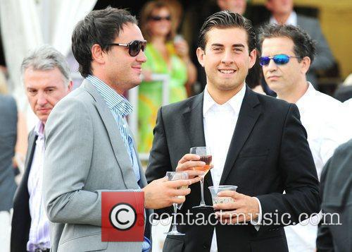 Jack Tweed attends the Duke of Essex Polo...