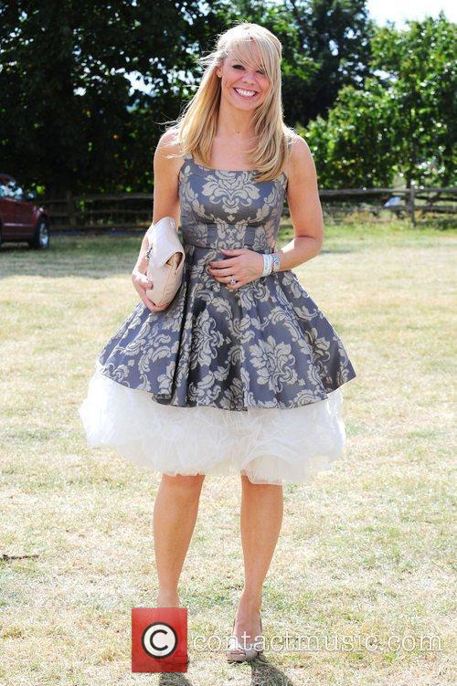 Attends the Duke of Essex Polo match.