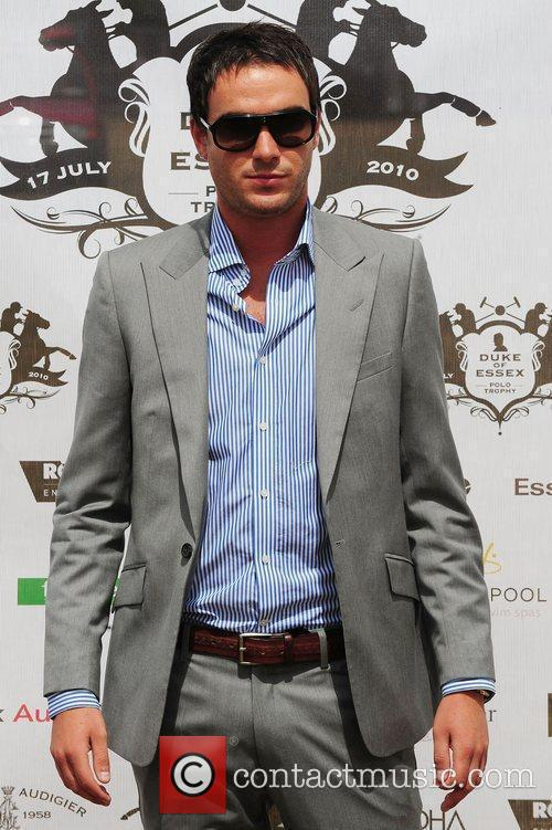 Jack Tweed Duke Of Essex Polo Trophy at...
