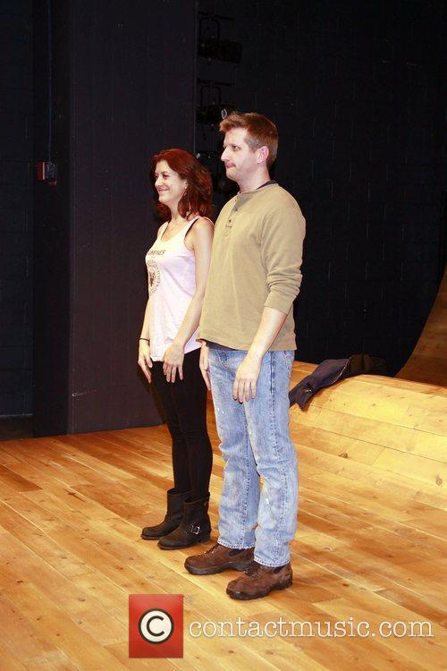 Kate Walsh and Paul Sparks 5