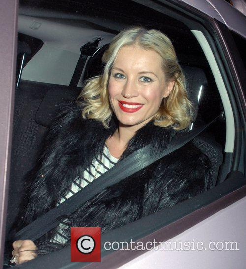 Denise Van Outen and Legally Blonde 4