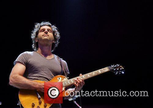 Dweezil Zappa performs 'Zappa On Zappa' at Liverpool...