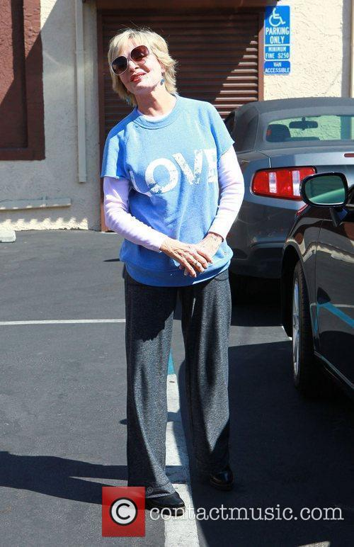 Florence Henderson and Dancing With The Stars 4