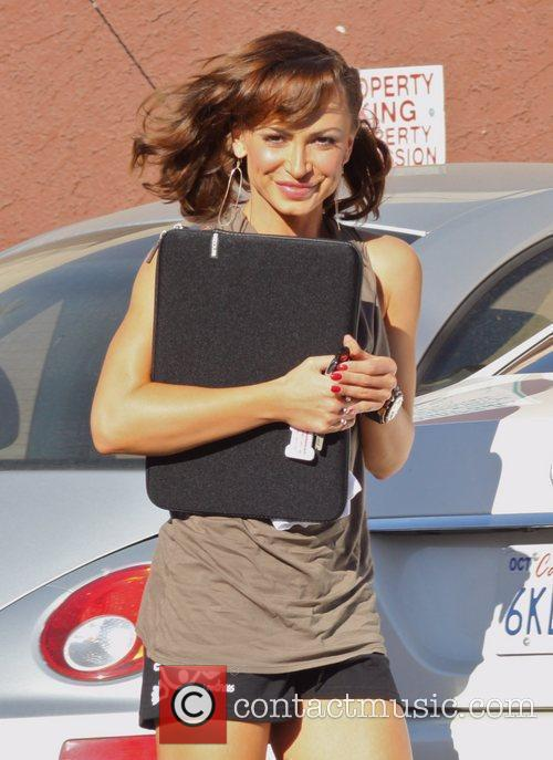 Karina Smirnoff and Dancing With The Stars 3