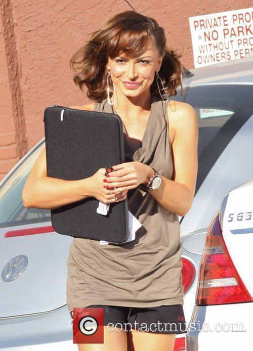 Karina Smirnoff and Dancing With The Stars 1