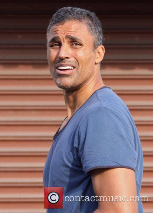 Rick Fox and Dancing With The Stars 4