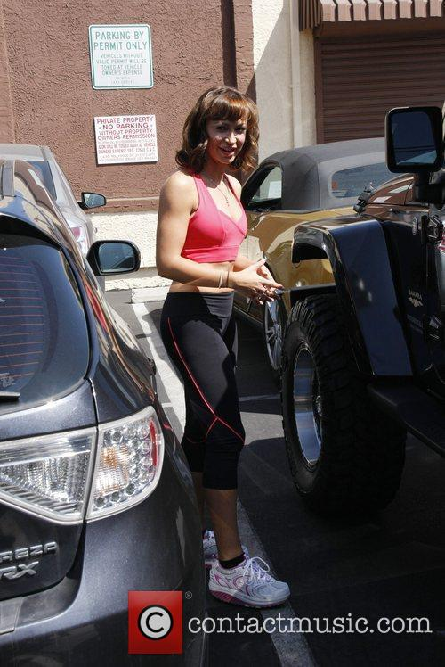 Karina Smirnoff and Dancing With The Stars 10