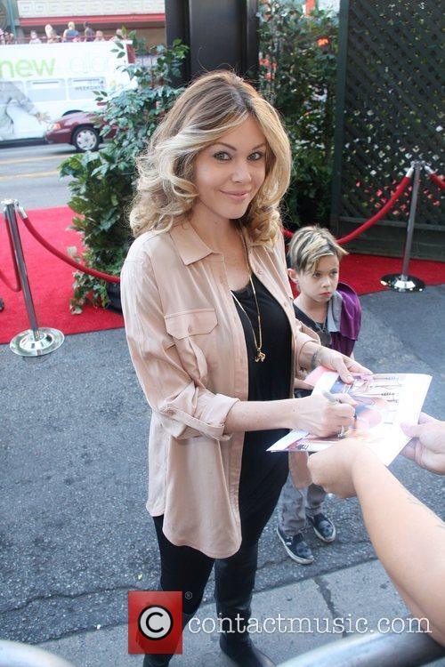 Shanna Moakler and Dancing With The Stars 3